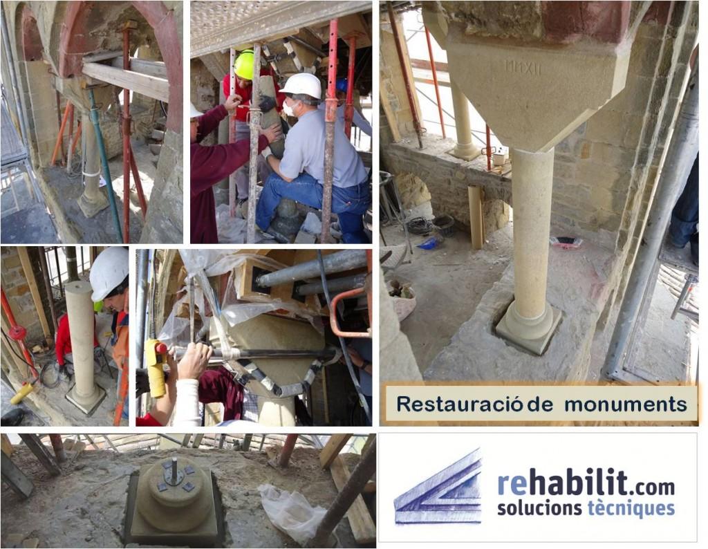 Restauracio monuments